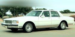 1989 Chevrolet Caprice Base