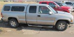 2002 Chevrolet Silverado 1500 LT