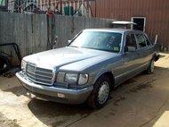 1987 Mercedes-Benz 420-Class 420 SEL