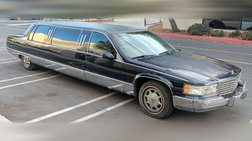 1994 Cadillac Fleetwood Base