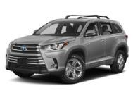 2017 Toyota Highlander Hybrid Limit 25 374 Mi