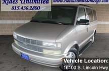 2002 Chevrolet Astro LT AWD