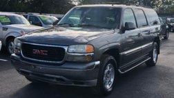 2002 GMC Yukon XL 1500 SLE