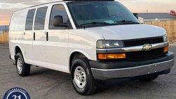 2020 Chevrolet Express Cargo Van 2500