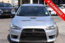 2011 Mitsubishi Lancer Evolution MR