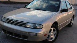 1997 Nissan Altima GLE