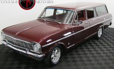 1965 Chevrolet Nova 327 4 SPEED AC FRONT DISC BRAKES
