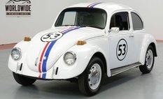 1973 Volkswagen Beetle HERBIE THE LOVE BUG MOVIE CAR. COLLECTOR