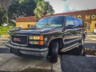 1998 GMC Yukon SLE