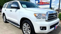 2013 Toyota Sequoia Limited