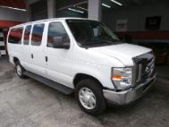 2010 Ford E-Series Wagon E-350 XLT Super Duty