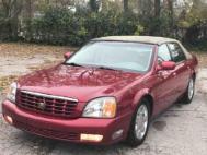 2000 Cadillac DeVille DTS