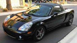2005 Toyota MR2 Spyder Base