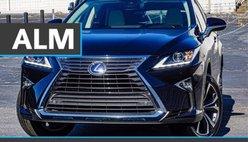 2019 Lexus RX 450hL Luxury