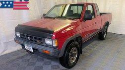 1990 Nissan Truck SE V6