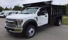 2019 Ford Super Duty F-450 XL
