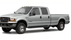 2003 Ford Super Duty F-350 Lariat