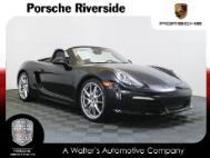 2015 Porsche Boxster Base