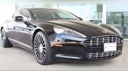 2012 Aston Martin Rapide Luxury
