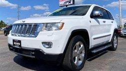 2013 Jeep Grand Cherokee Overland Summit