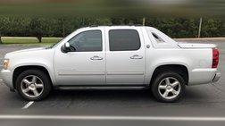2013 Chevrolet Avalanche 2WD Crew Cab LT