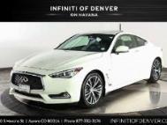 2018 Infiniti Q60 2.0T Pure