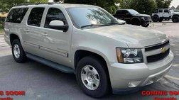 2014 Chevrolet Suburban LT 1500
