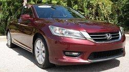 2015 Honda Accord EXL