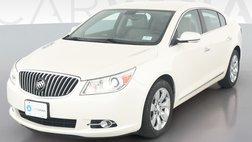 2013 Buick LaCrosse Premium I Sedan 4D