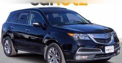 2011 Acura MDX SH-AWD w/Advance w/RES