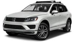 2017 Volkswagen Touareg V6 Executive