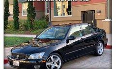 2004 Lexus IS 300 Base