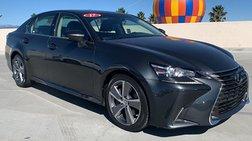 2017 Lexus GS 200t 200t