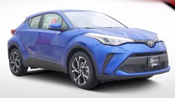 2021 Toyota C-HR Limited
