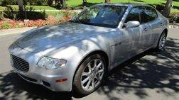 2008 Maserati Quattroporte Standard