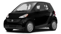 2015 Smart Fortwo Electric Drive Base