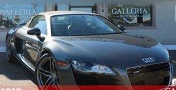 2012 Audi R8 4.2 quattro Spyder