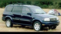 2001 Suzuki XL-7 4DR STANDARD MANUAL 4WD