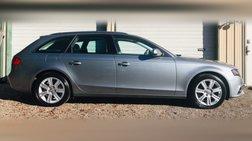 2011 Audi A4 2.0T quattro Avant Premium