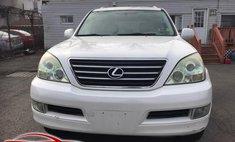 2009 Lexus GX 470 Base