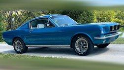 1965 Ford Mustang FASTBACK 302/340HP ENGINE 4SPD DISC TILT PW
