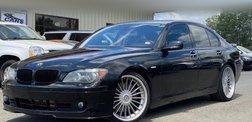 2008 BMW 7 Series ALPINA B7