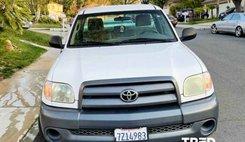 2006 Toyota Tundra Base