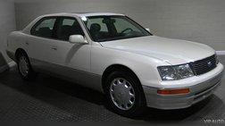 1997 Lexus LS 400 4dr Sedan