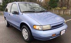 1995 Nissan Quest XE