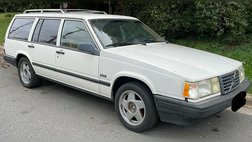 1991 Volvo 940 Turbo