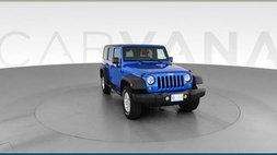 2016 Jeep Wrangler Unlimited Sport S Sport Utility 4D