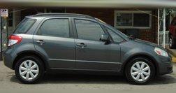 2010 Suzuki SX4 Crossover Technology AWD
