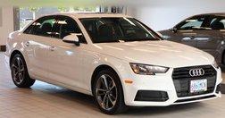 2019 Audi A4 Titanium Premium