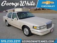 1996 Lincoln Town Car Cartier